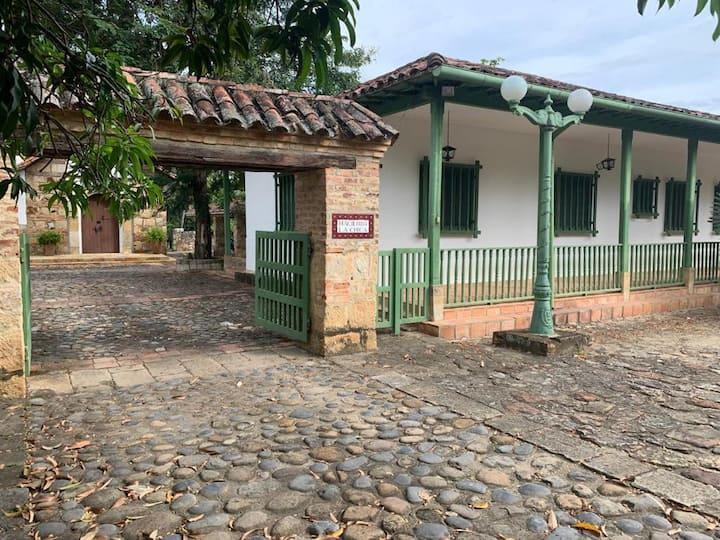 Private Colonial Villa