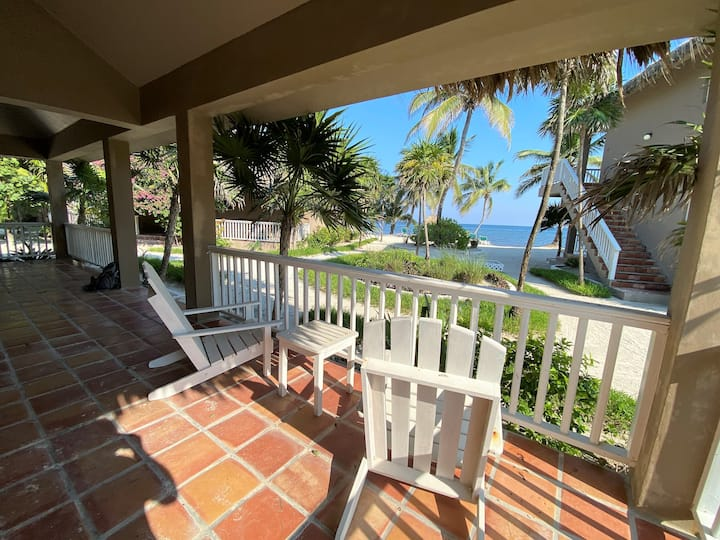 Sapphire Beach Resort 1 Bedroom Ocean View Villa located in quiet secluded resort! (12A)