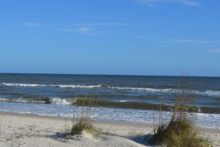 Winter makes you think of Islands! Book Now. - Saint George Island