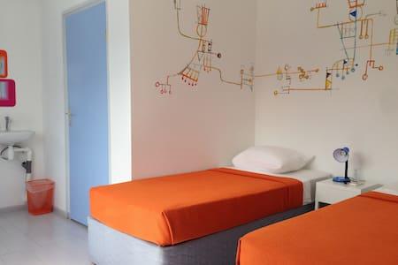 Room 12 at Guesthouse Twenty4 - Paramaribo