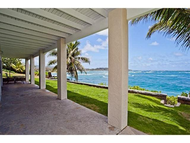 North Shore Spectacular View Home