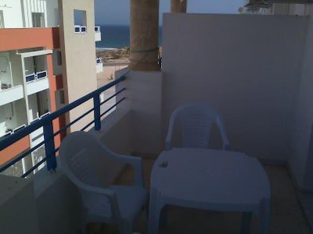 Cité Diamant Hergla Beach - Hergla - Apartemen