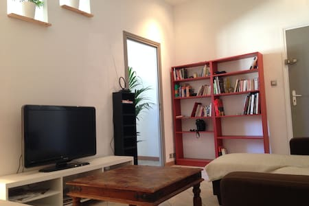 Spacious studio in the city center of Marseille - Marseille