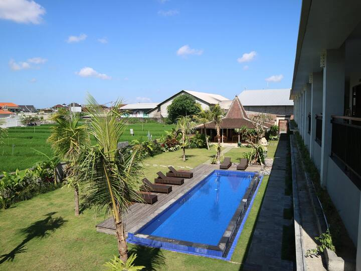 Tranquil  Canggu Unit , price includes scooter