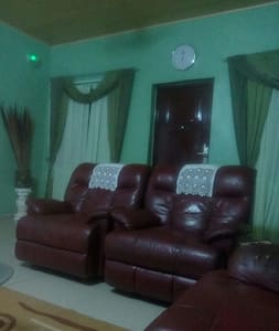 Cozy Private room in Accra Ghana - East Adentan