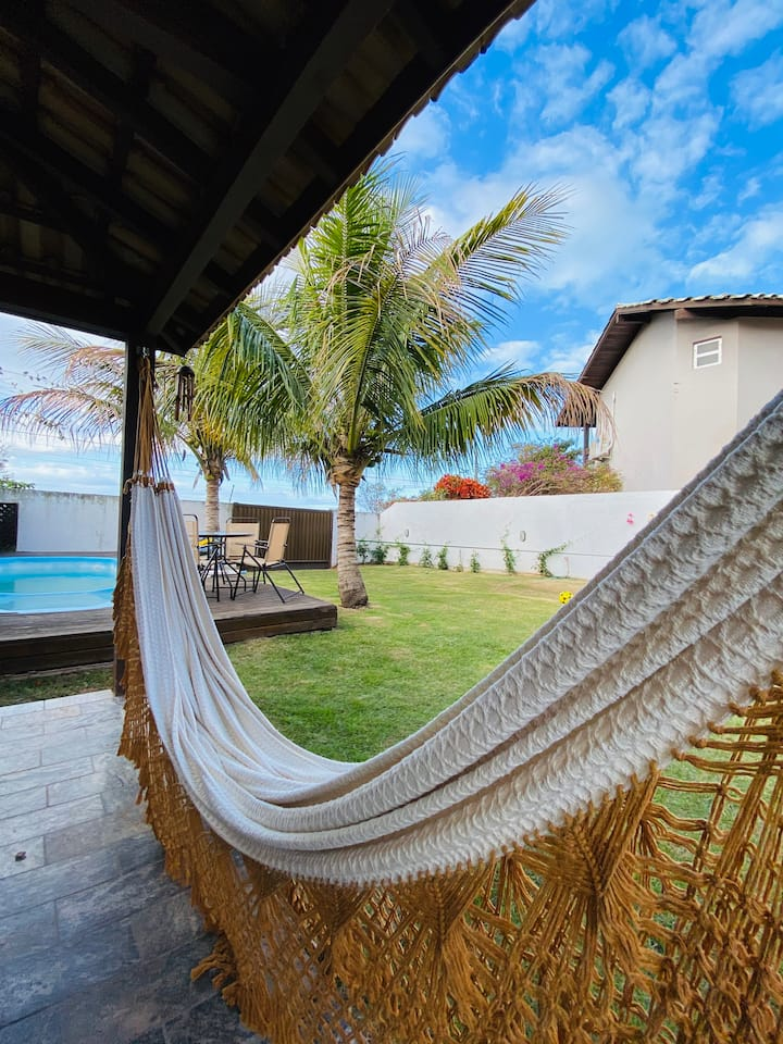@Casa de Praia MAÇÃ DO COCO 🍅🥥 - FLORIPA!