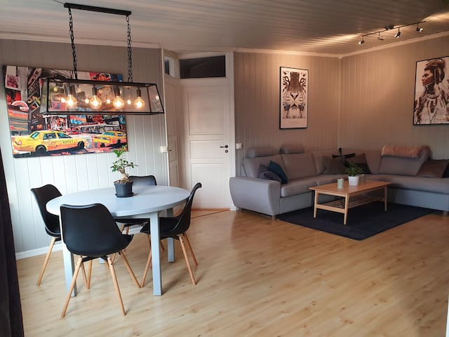 Apartment with 3 rooms for rent, Oslo, Tonsenhagen