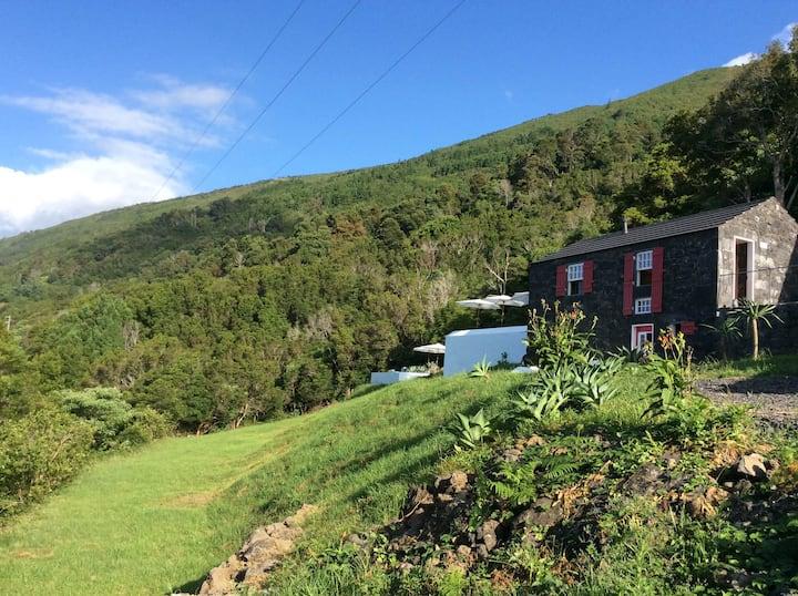 A - Casas de Incensos - Turismo Rural - Casa A