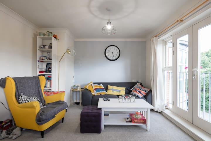Double room in trendy Hackney Wick