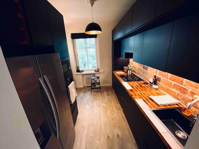 Scandi - Design Apartment: In The Heart of Turku
