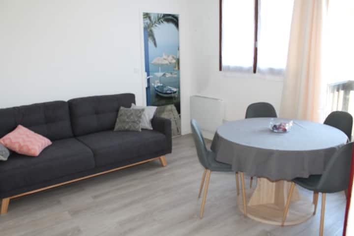 Appartement sur l'une des plages du Débarquement