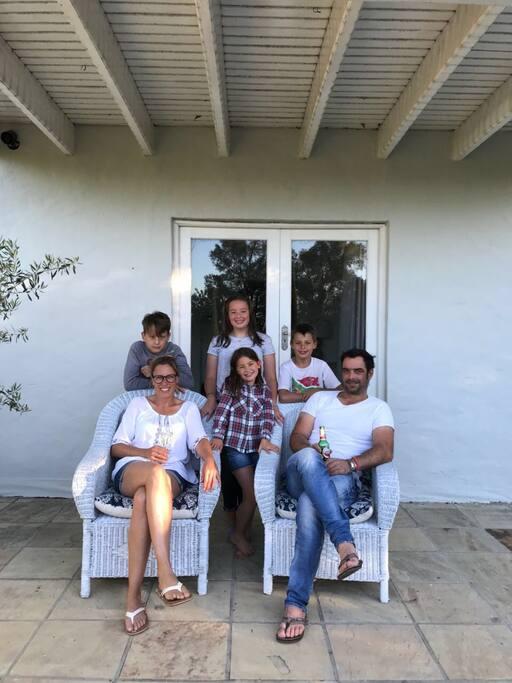 Family Kolb