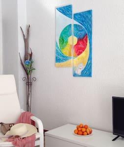 Квартира с новой мебелью, 350м пляж - Guardamar del Segura - Apartmen
