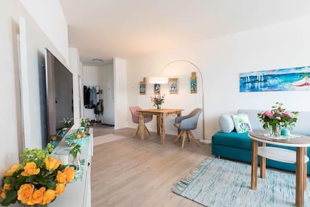 Charmante Wohnung mit Flair in See-/Stadtnähe