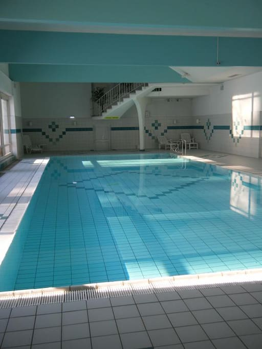Indoor Swimming