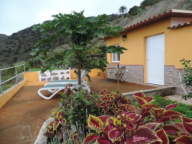Enclave único- Casa Naranja