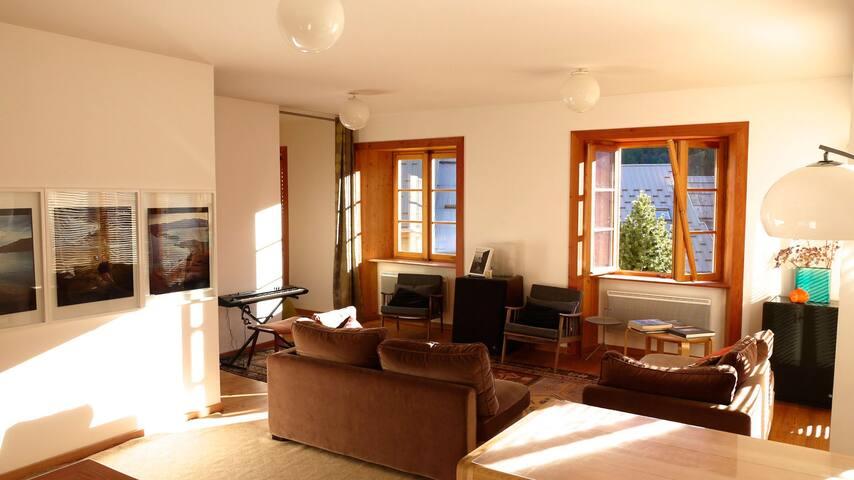 Prestige apartment rental 4 people near the Serre-Chevalier slopes - La Salle-les-Alpes - Apartamento