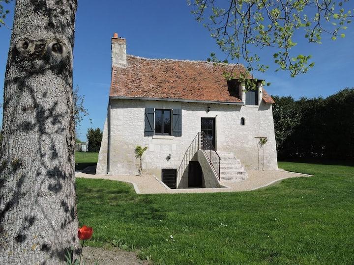 """Gîte """"Au temps passé"""" proche château du Rivau"""