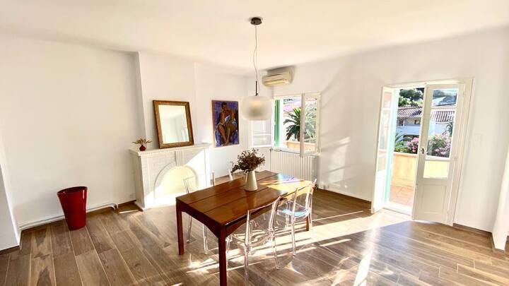 Maison de famille à Collioure