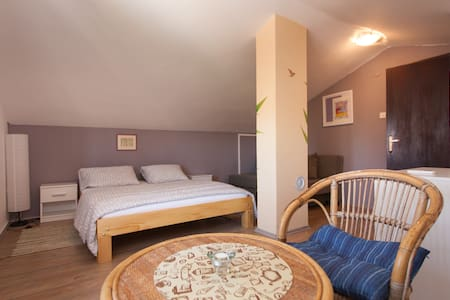 Five Elements Guesthouse - Moon room - Rovinj
