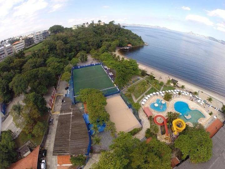 rio camp hotel-hostel