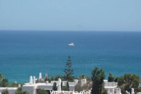 Splendid view of the Mediterranean - Splendide vue