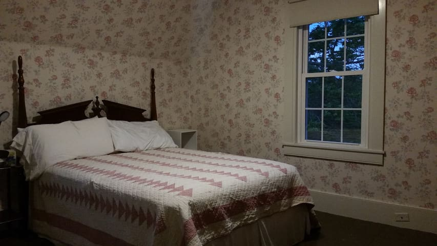 Primary guest room
