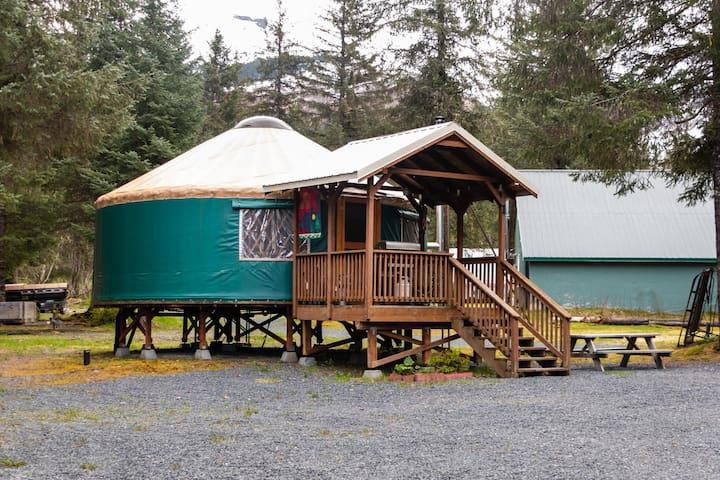 24 Ft.  Modern Yurt # 2