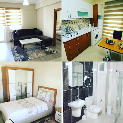 2 private bedroom - flat for families
