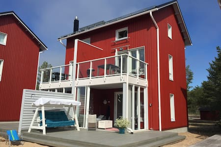 Cosy beach house in exotic island of Hailuoto - Hailuoto