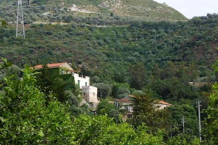 appartamento in fattoria didattica - Torrenova - Rumah