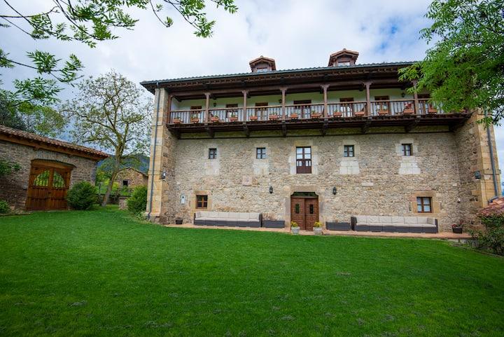 Casa rural de alquiler íntegro en Cantabria
