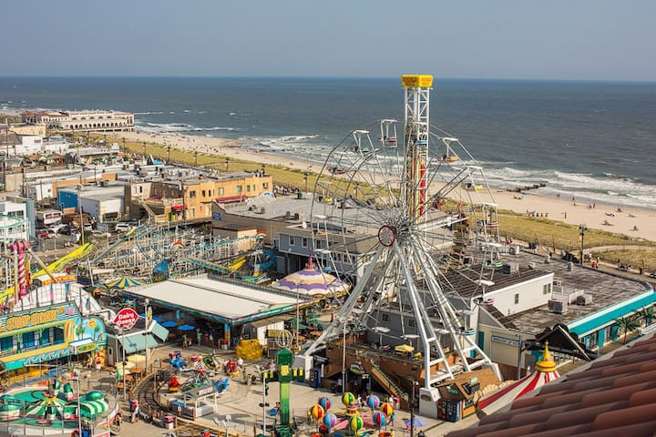 BEACH HOUSE IN OCNJ ON THE BAY - Ocean City - Condomínio