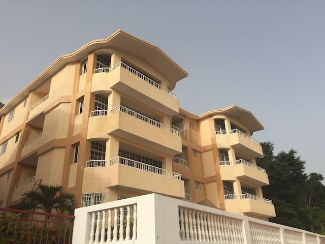 Private Apartment in a Luxury Complex - Port-au-Prince - Apartment