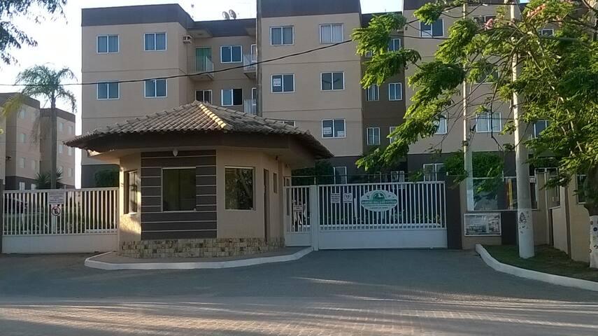 Apartamento em Rio das Ostras - Parque das Flores