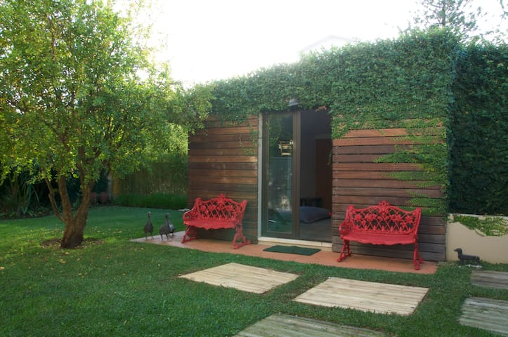 Cozy room in a sunny, beautiful garden in Cascais! - 卡斯卡伊斯 - 其它