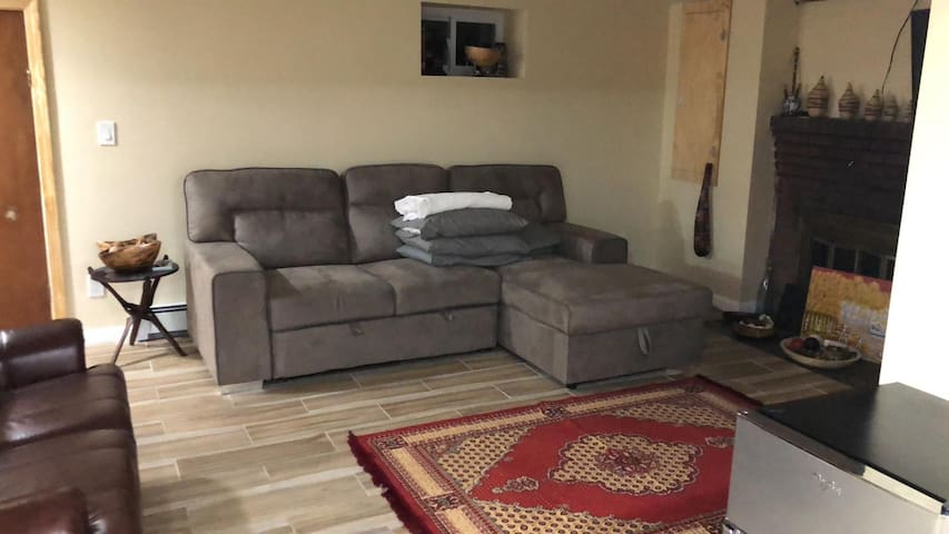 Confortable 1 Bedroom near Airport & City