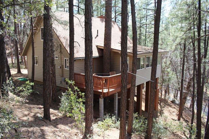 Prescott National Forest Cabin - Prescott - Cabane