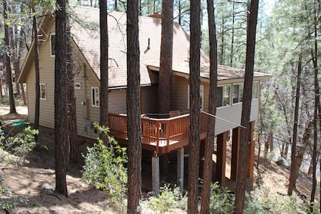 Prescott National Forest Cabin - Prescott - Cottage