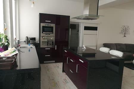 Loftový byt v Chomutově
