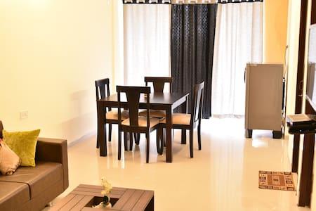 SANITISED Home Stay in Rau 1BHK