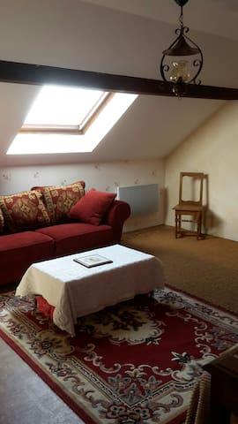 Appartement hautes Vosges - Biffontaine - Leilighet