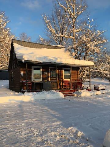 Moose Shed - Portage Lake - House