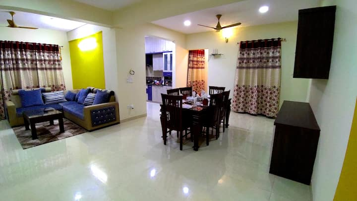 Omicron  3 BHK Service Apartment Manyata Tech Park