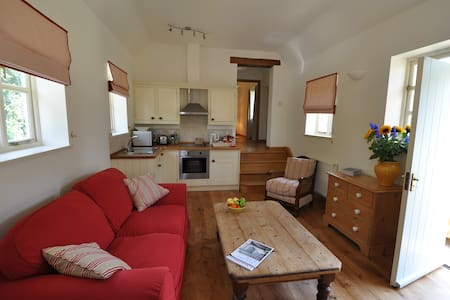 A charming converted Garden Barn - Finmere - 公寓