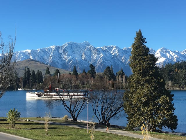Queenstown Central on the Lake (photo from apt)