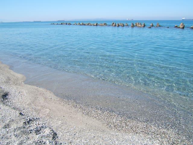 Appartamento a50metri dalla Spiaggia,vicinoMilazzo - Fondachello