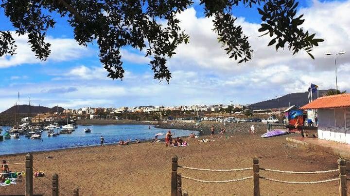 Double room, Arona, Tenerife south, 300 mt Beach