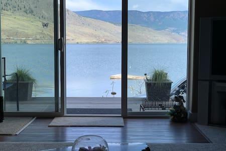 Waterfront Home in beautiful Savona, Kamloops Lake