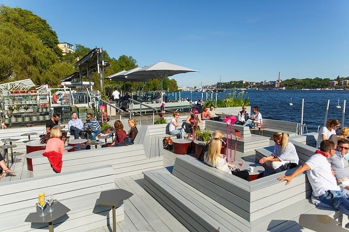 Your own apartment near Stockholm Central Station - Stockholm - Apartment